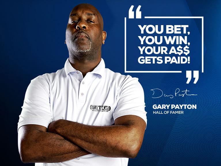 Gary Payton's Favorite Sportsbook